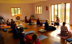 Inner Guidance Yoga Class