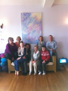 Alison Knox's Group at Inner Guidance