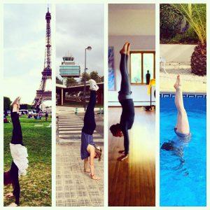 Handstand Challenge 2015
