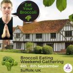 Broccoli Eating Weekend Gathering